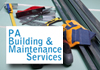 For All Your Home Maintenance & Construction Services!