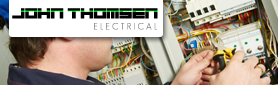 John Thomsen Electrical - Your Local Licenced Electrical Specialists