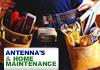 Antenna's & Home Maintenance