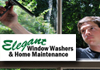 Elegant Window Washers and Home Maintenance