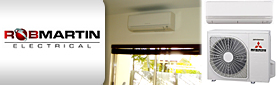 Rob Martin Electrical - Air Conditioning