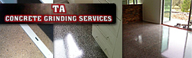 Concrete Grinding and Polishing services