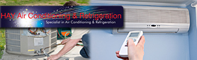 Hay Air-Conditioning and Refrigeration Pty Ltd