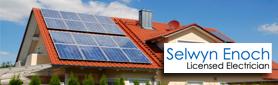 Selwyn Enoch Licensed Electrician