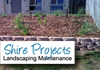 Shire Projects Landscaping Maintenance