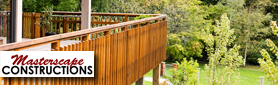 Outdoor Construction - We Can Build Your Deck, Pergola & Carport