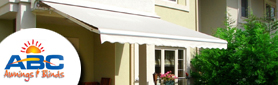 Aluminium & Fabric Awnings - including Outdoor Blinds!