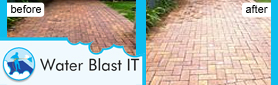 Water Blast IT - Pressure Cleaning Services