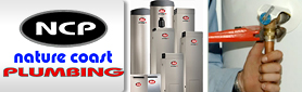Nature Coast Plumbing - Hot Water Systems