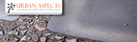 Quality residential concrete & landscapes