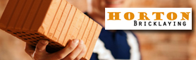 Horton Bricklaying - Local Local Bricklaying Specialist