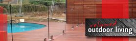 Stainless Steel Glass Pool Fencing & Balustrades