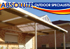 Absolute Outdoor Specialist - Pergolas