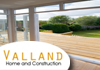 Valland Home and Construction - Patios, Decks & Pergolas