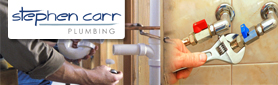Stephen Carr Plumbing - Your Local Plumbing Specialist