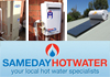 Same Day Hot Water