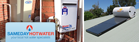 VIC Same Day Hot Water - Hot Water Services & Systems