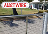 Balustrading from Australian Stainless Wire Rope