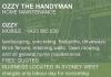 OZZY THE HANDYMAN