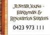 Alistair Young - Handyman and Renovation Services
