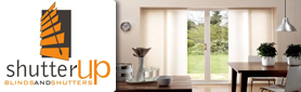 Shutterup Blinds and Shutters