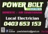 Power Bolt Electrical & Air Conditioning