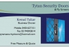 Tytan Security Doors