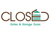 Closed Gates & Garage Doors