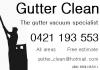 Gutter Clean