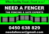 Need a Fencer