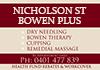 Click for more details about Nicholson St Bowen  Plus - Bowen Therapy