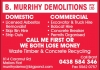 B. Murrihy Demolitions Pty Ltd