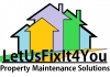Letusfixit4you Property Maintenance Solutions