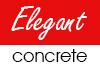Elegant concrete