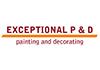 Exceptional P&D