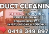 Professional Duct Heating & Cooling Cleaning Services