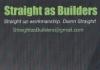 Straight as Builders