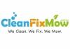 Clean Fix Mow