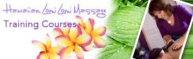 Hawaiian Lomi Massage Training  JAN & APR 2019