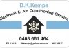 Dieter Kempa Lic. Electrician / Lic. AC/R Mechanic trading as 'Cool N...