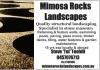 Mimosa Rocks Landscapes