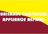 Brisbane Electrical Appliance Repairs