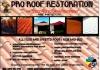 Pro Roofing Restoration
