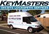 KeyMasters On-Site Locksmith Services