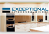 EXCEPTIONAL KITCHENS AND JOINERY