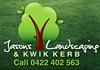 Jason's Landscaping and Kwik kerb