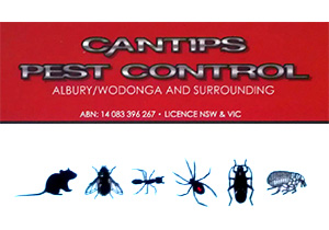 Cantips Pest Control Pty Ltd Albury Wodonga and Surrouding Regions
