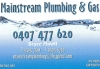 Mainstream Plumbing & Gas