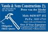 Vanda & Sons Constructions