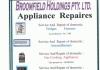 Broomfield Holdings Appliance Repairs